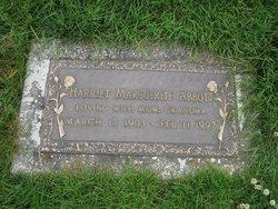 Harriet Marguerite Abbott