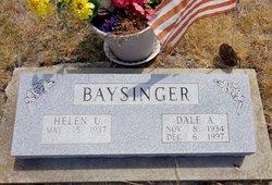 Helen U. Baysinger