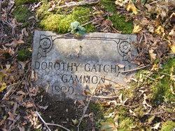 Dorothy Capron <i>Gatchell</i> Gammon