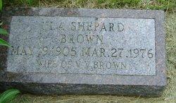 Ula <i>Shepard</i> Brown