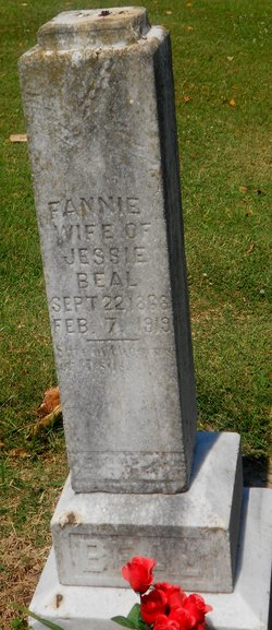 Fannie <i>Perry</i> Beal