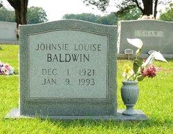Johnsie Louise Baldwin