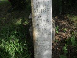Alice <i>Washington</i> Tarpley