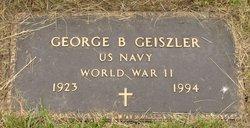 George Barton Geiszler