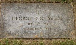 George Donald Geiszler