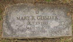 Mary Ruth <i>Smith</i> Geiszler