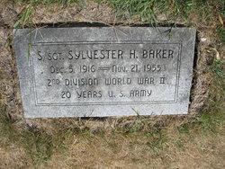 Sylvester H Baker