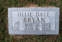 Ollie Dale Bryan