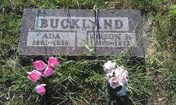 Ada Buckland