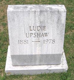Ludie Upshaw
