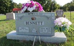 Nona Bess <i>Curry</i> Bennett