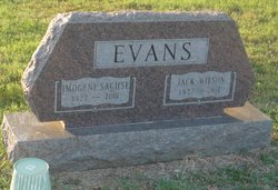 Jack Wilson Evans