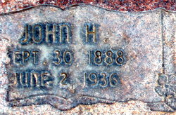 John Henry Cottam