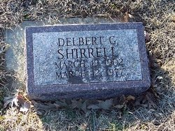 Delbert G Shirrell