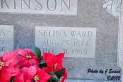 Selina <i>Ward</i> Atkinson