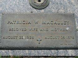 Patricia W. Macauley