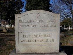Lieut Cleland Kinloch Nelson