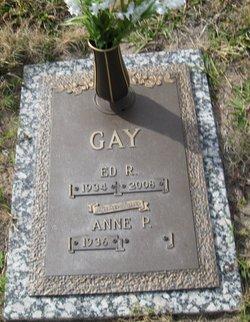 Edgar Ronald Ed Gay, Sr