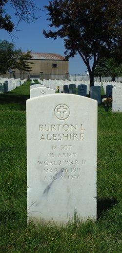 Burton Lynn Aleshire
