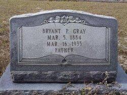 Bryant P Gray