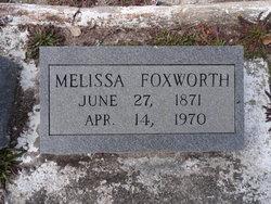 Melissa Foxworth