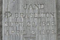 Jane <i>Nesbit</i> Braselton