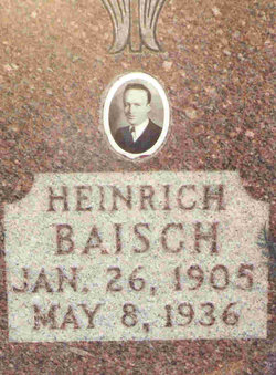 Heinrich Baisch