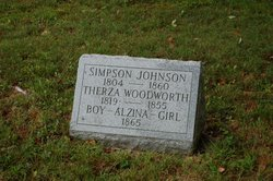 Therza M. <i>Woodworth</i> Johnson