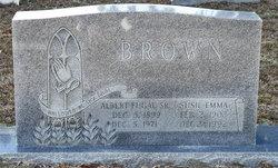 Albert Fugal Brown, Sr