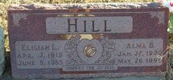 Alma Bernadine <i>Lofgren</i> Hill