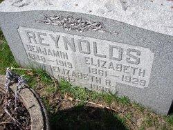 Elizabeth <i>Harris</i> Reynolds