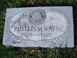 Phyllis M <i>Wayne</i> Lentz