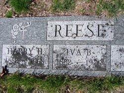 Harry H Reese