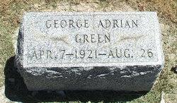 George Adrian Green, Jr