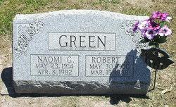 Naomi G <i>Collier</i> Green