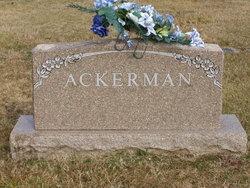 Charles Albert Ackerman