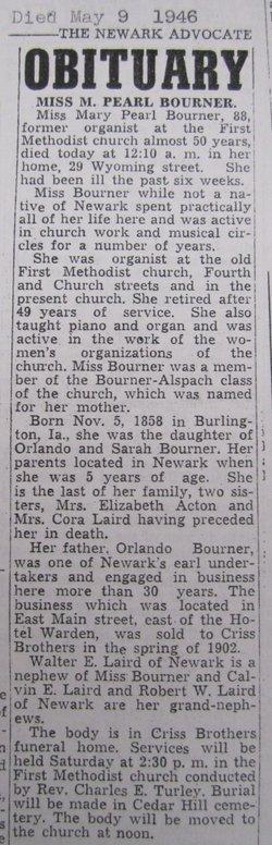 Mary P. Bourner