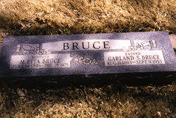 Mary Etta <i>Scott</i> Bruce