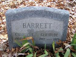Gertrude <i>Thompson</i> Barrett