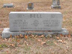 James Pressly Bell