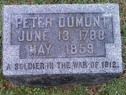 Peter Dumont