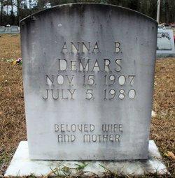 Anna Bertrand DeMars