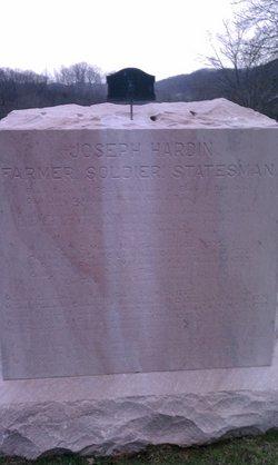 Col Joseph A Hardin, Sr