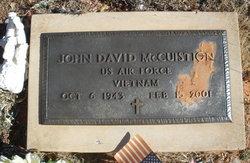 John David McCuistion