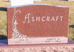 Ernest Noble Ashcraft