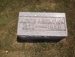 Agnes Addington