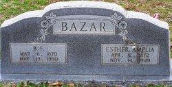 Daniel Benjamin Franklin Peter Enoch Bazar