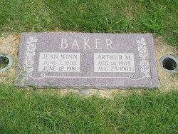 Jean <i>Winn</i> Baker