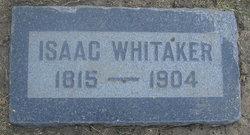 Isaac Whitaker