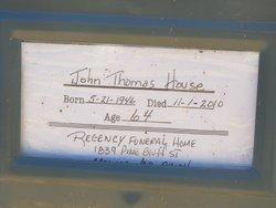 John Thomas House